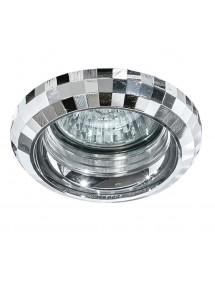 CLOE błyszczące dekoracyjne oczko stropowe - Azzardo
