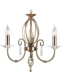 Stylowy żyrandol trojramienny Aegean 3lt - Elstead Lighting