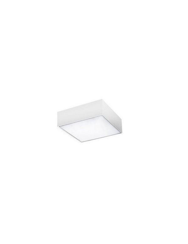 Kwadratowy plafon LED MONZA S 22 3000K/4000K - Azzardo
