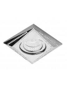MIRA ekskluzywne oczko stropowe z kryształkami - Azzardo