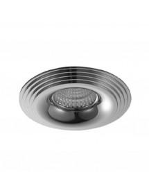 Okrągłe oczko stropowe LUCIANO ROUND ozdobna forma - Azzardo