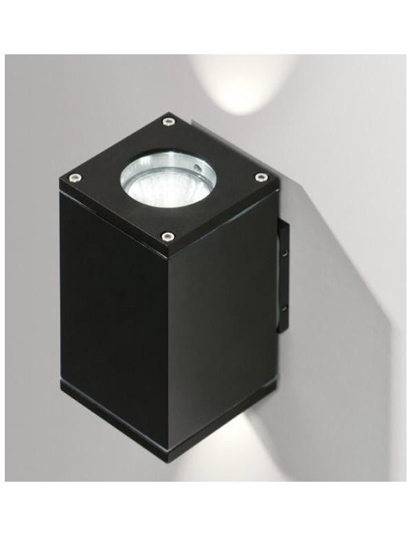 Ogrodowa oprawa ścienna LIVIO 2 dwukierunkowa lampa fasadowa - Azzardo