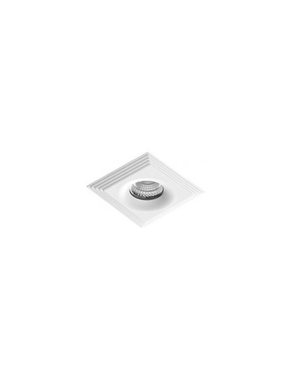LUCIANO SQUARE kwadratowe oczko z ozdobnymi stopniami - Azzardo