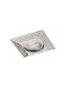 PIRAMIDE XL ekskluzywne oczko stropowe z kryształkami - Azzardo