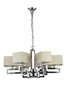MEGAPOLIS W1 efektowna lampa wisząca z prostokątnymi abażurami - Maytoni