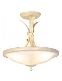 Markowy plafon klasyczny Ribbon - Elstead Lighting