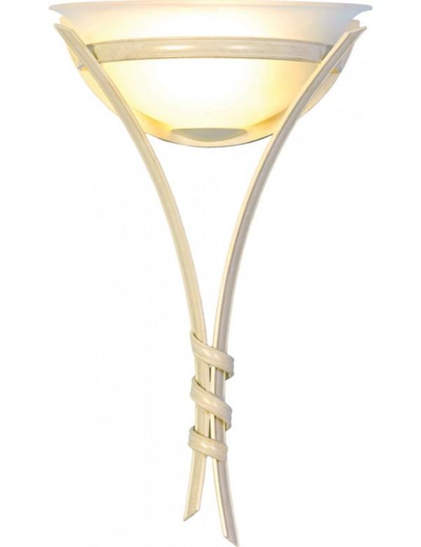 Nietuzinkowy kinkiet pojedynczy Ribbon 1lt - Elstead Lighting