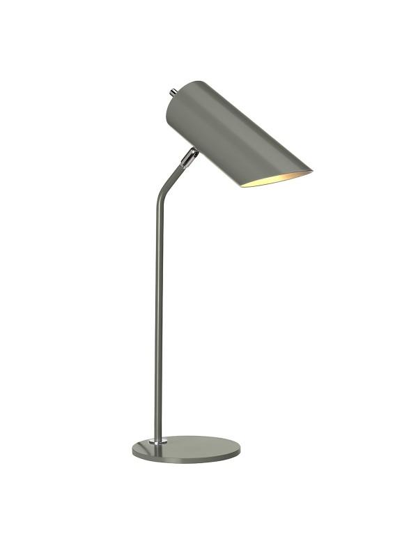Metalowa lampa stołowa QUINTO TL z lakierowaną powierzchnią - Elstead