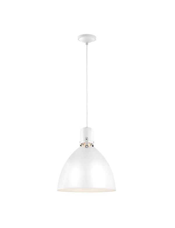 Lampa wisząca BRYNNE prosta loftowa stylizacja w 2 wersjach - Feiss