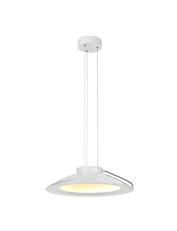 Designerska lampa wisząca EUROPA C w kuchennej stylizacji - Elstead