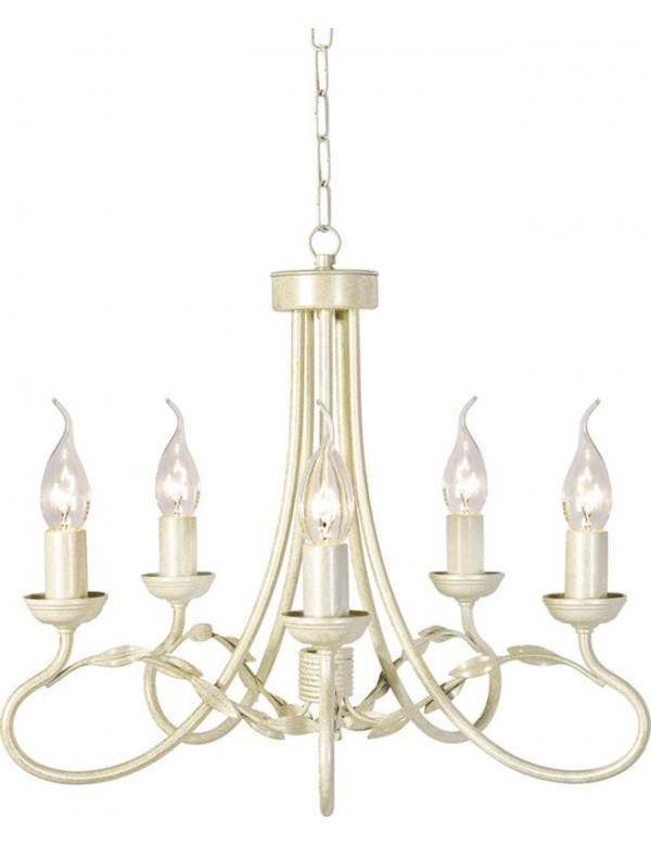 Elegancka lampa wisząca Olivia 5lt - Elstead Lighting