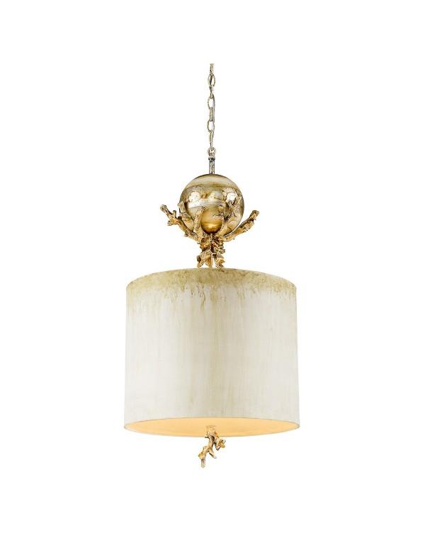Ręcznie malowana lampa wisząca TRELLIS P - Flambeau
