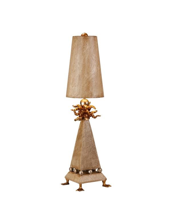 LEDA TL lampa stołowa na kaczych nóżkach - Flambeau