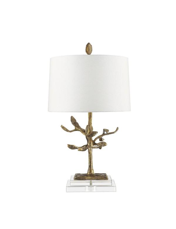 AUDUBON PARK TL lampa z odwzorowaniem drzewa z konarami - Gilded Nola
