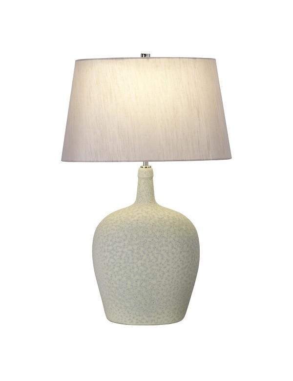 Lampa stołowa LAMBETH z teksturowaną powierzchnią - Elstead