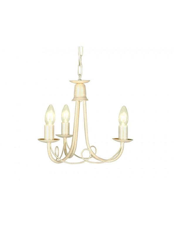 Klasyczny żyrandol pokojowy Minster 3lt - Elstead Lighting