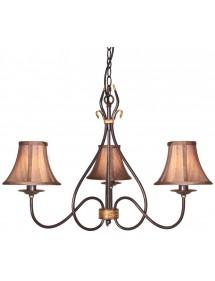 Żyrandol klasyczny trójpłomienny Windermere 3lt - Elstead Lighting