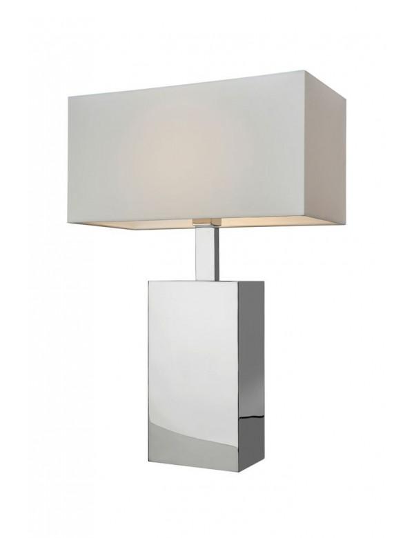Stołowa lampka BLOCK 66 w nowoczesnej aranżacji - Sompex