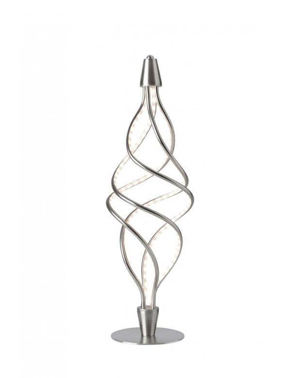 GHERKIN LS stołowa lampa dekoracyjna - Sompex
