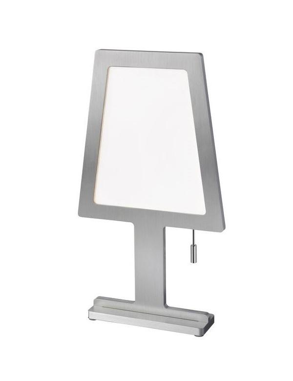 Dekoracyjna płaska lampka stołowa z wyłącznikiem STEVE LS - Sompex