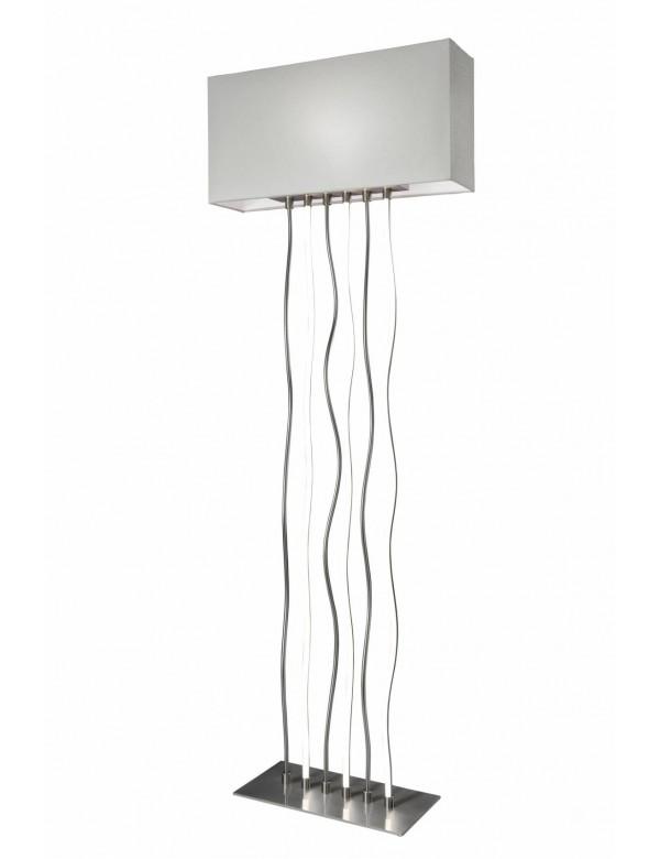 VIPER LP podłogowa lampa led o falowanej podstawie - Sompex