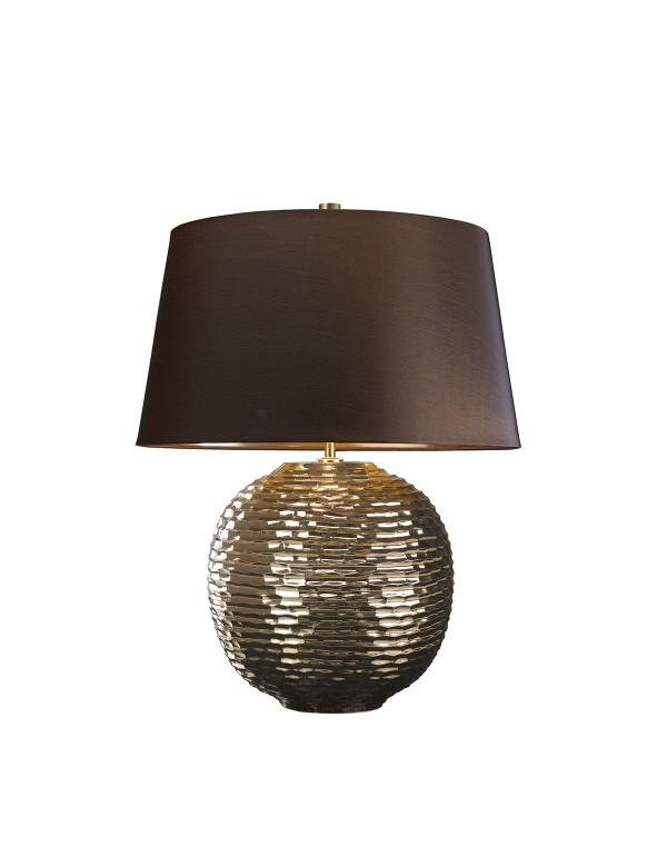 Lampa stołowa wysokiej klasy Caesar Gold - Lui's Collection
