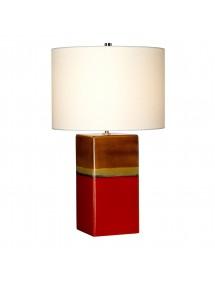 Urokliwa oprawa na stoliczek nocny Alba Rouge - Lui's Collection