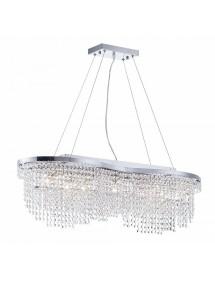 TOILS LW wisząca lampa kryształowa nad stół - 2 kolory - Maytoni
