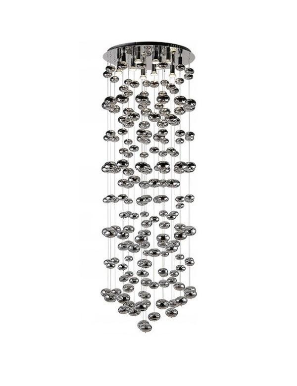 LUVIA 125 XL sufitowa lampa ze szklanymi kulami - Azzardo