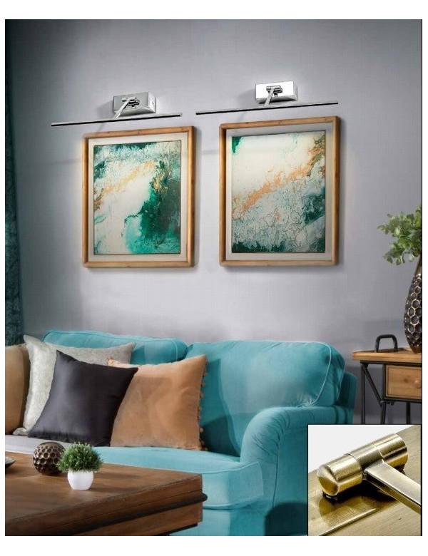 Galeryjka z ruchomym ramieniem MONALISA 34 - 4 kolory - Azzardo