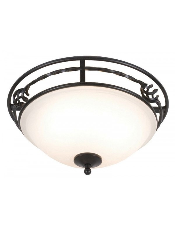 Nietuzinkowy plafon  Pembroke 2lt - Elstead Lighting