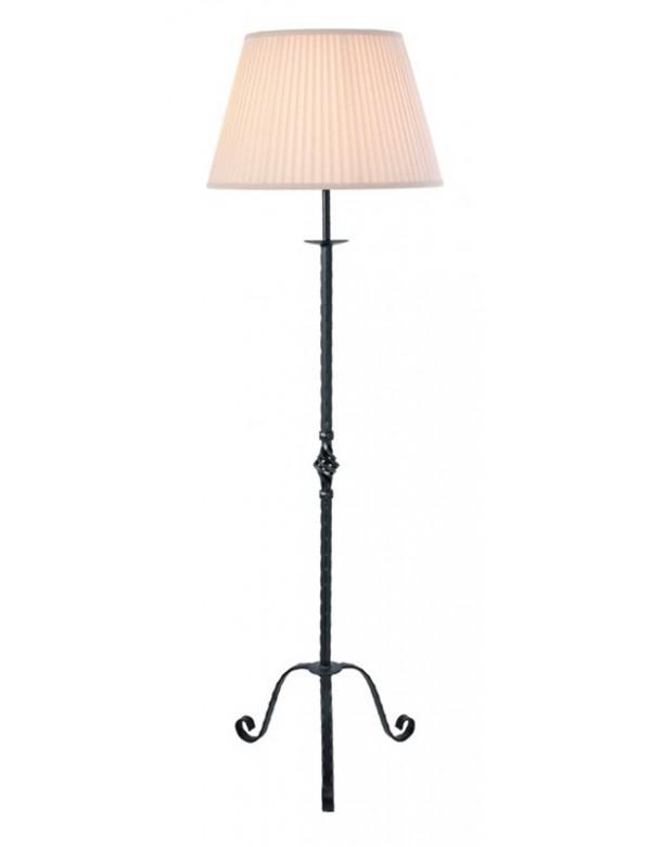 Szykowna lampa podłogowa Pembroke FL - Elstead Lighting