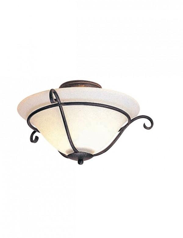 Estetyczny plafon domowy Torchiere F - Elstead Lighting