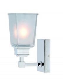 Urokliwy kinkiet pokojowy Aylesbury - Elstead Lighting