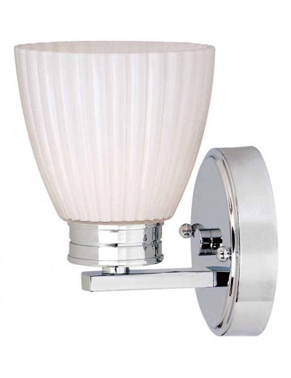 Urokliwy kinkiet domowy Wallingford 1lt - Elstead Lighting