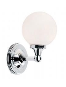 Kinkiet pokojowy chromowany Austen 4PC - Elstead Lighting