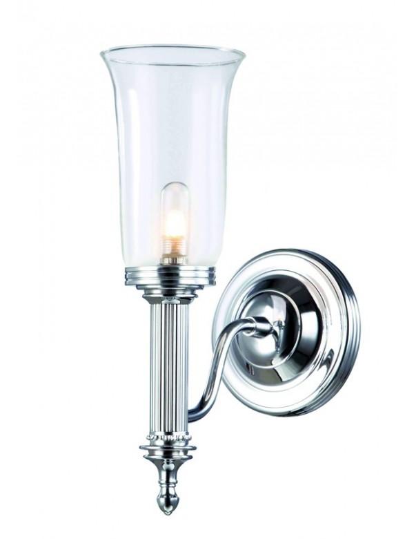 Estetyczny kinkiet pokojowy Carroll 2PC - Elstead Lighting