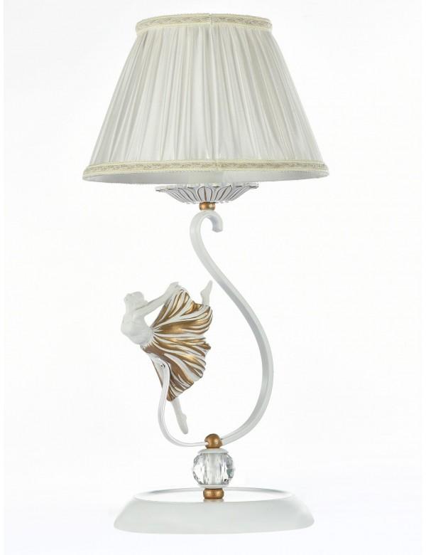ELINA LS lampa na stół udekorowana baleriną - 2 kolory - Maytoni