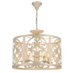 RUSTIKA LP podłogowa lampa z ornamentem ozdobnym - 2 kolory - Maytoni