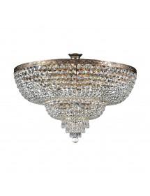 Oryginalny plafon z drobnymi kryształkami PALACE P3 - Maytoni