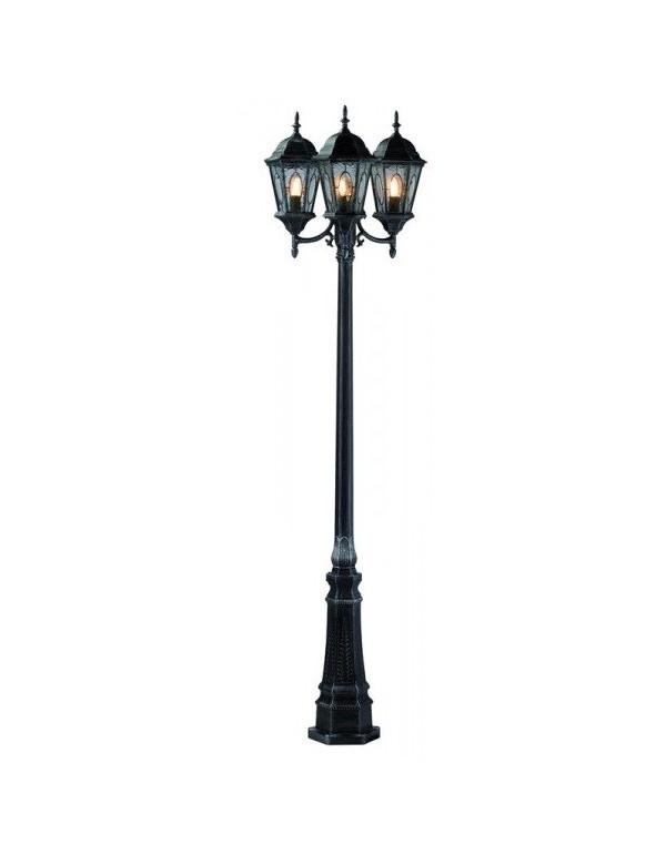 Latarnia trzypunktowa VERA L ogrodowa lampa stojąca- Markslojd