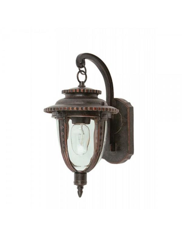 Urokliwy kinkiet zewnętrzny St. Louis 2M - Elstead Lighting