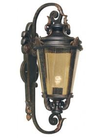 Wykwintny kinkiet ogrodowy Baltimore 1L - Elstead Lighting