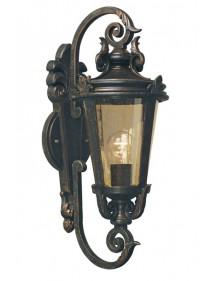 Luksusowy kinkiet do ogrodu Baltimore 1M - Elstead Lighting