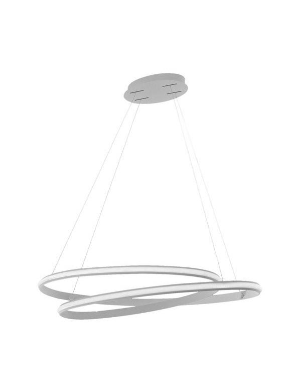 SEDA nowoczesna lampa wisząca o niebanalnej formie - Zuma Line