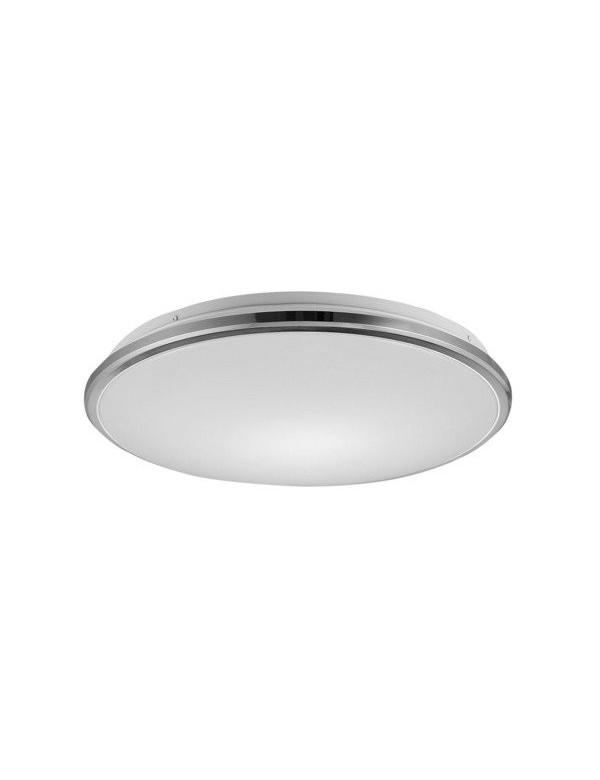 Lampa sufitowa BELLIS 1 plafon o srebrnej konstrukcji - Zuma Line