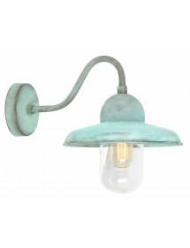 Interesujący ogrodowy kinkiet Somerton - Elstead Lighting