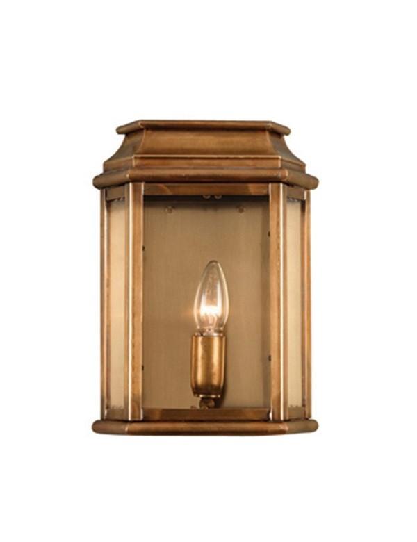 Nietuzinkowa ogrodowa lampa ścienna St. Martins - Elstead Lighting