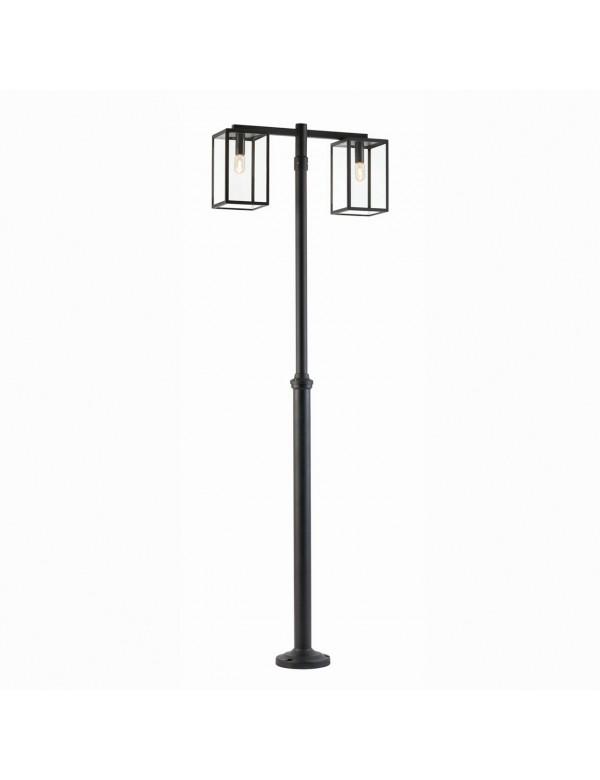 LOFOTEN L podwójna latarnia ogrodowa o regulowanej wysokości - Norlys