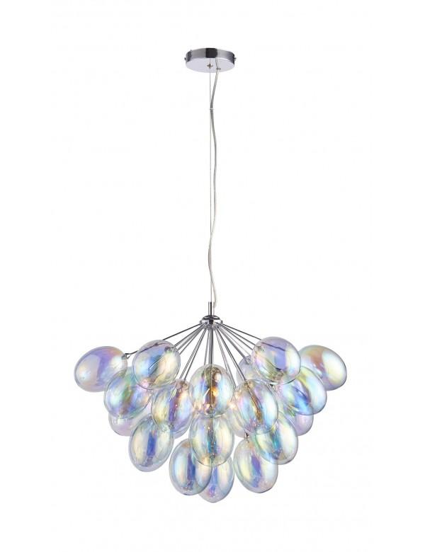 INFINITY 1 wisząca lampa ze spektakularnym efektem świetlnym - Endon